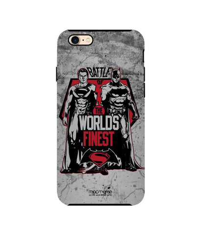 Worlds Finest - Tough Case for iPhone 7