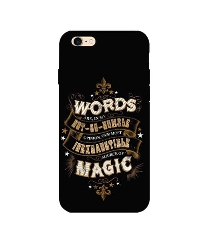 Words and Magic - Tough Case for iPhone 7