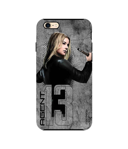 Agent 13 - Tough Case for iPhone 7 - Posterboy