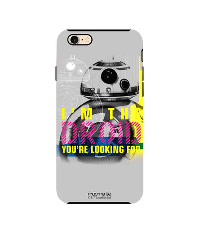 Astromech Droid - Tough Case for iPhone 7 - Posterboy