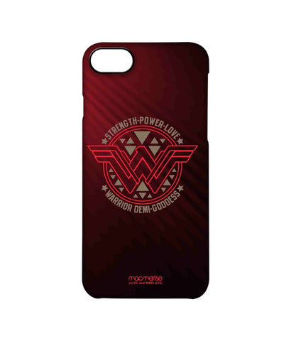 Wonder Woman Stamp - Pro Case for iPhone 7