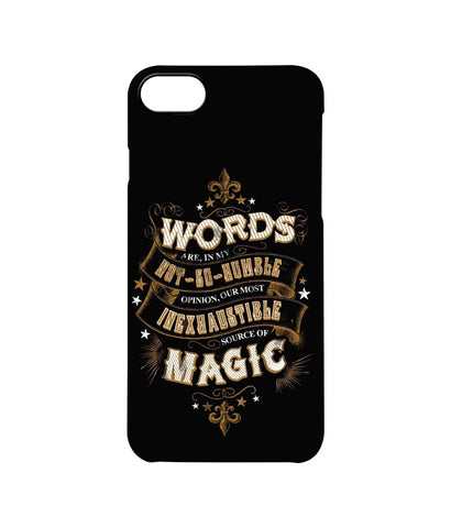 Words and Magic - Pro Case for iPhone 7