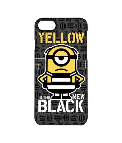Yellow Black - Pro Case for iPhone 7 - Posterboy