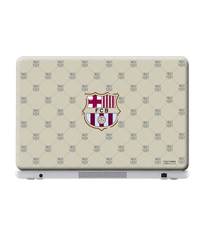 "Vintage FCB - Skin for 15.6"" Laptops (34.8 cm X 24.1 cm) - Posterboy"
