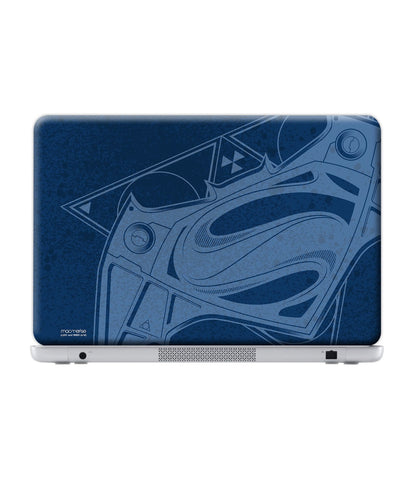 "Superman Logo Sketch - Skin for Generic 14"" Laptops (30.3 cm X 23.6 cm) - Posterboy"
