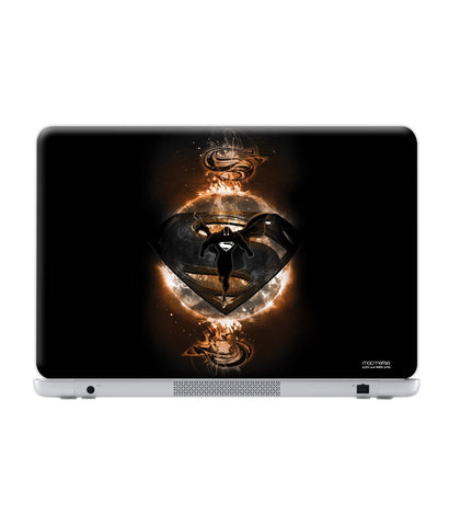 "Superman Rage - Skin for Generic 14"" Laptops (30.3 cm X 23.6 cm) - Posterboy"