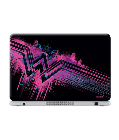 "Wonder Woman Splatter - Skin for Generic 17"" Laptops (38.6 cm X 25.1 cm)"