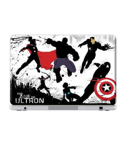 "The Age Of Ultron - Skin for 15.6"" Laptops (34.8 cm X 24.1 cm) - Posterboy"