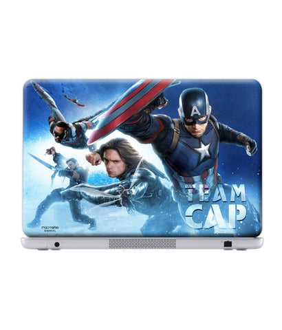 "Team Cap - Skin for Generic 14"" Laptops (30.3 cm X 23.6 cm) - Posterboy"