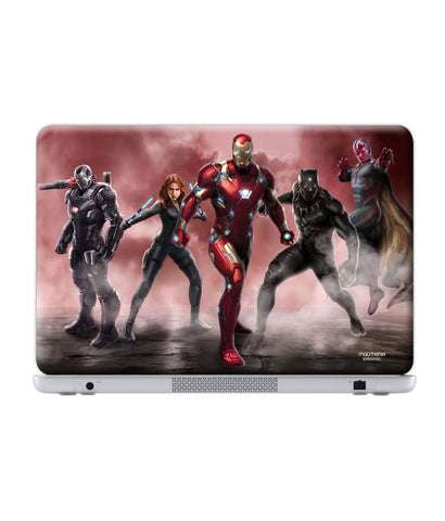 "Team Red Stance - Skin for Generic 15.6"" Laptops (34.8 cm X 24.1 cm) - Posterboy"