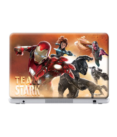 "Team Stark - Skin for Generic 15.6"" Laptops (34.8 cm X 24.1 cm) - Posterboy"