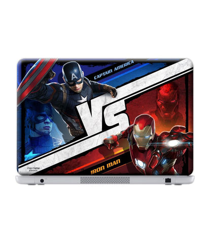 "The Civil War - Skin for Generic 15.6"" Laptops (34.8 cm X 24.1 cm) - Posterboy"