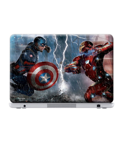 "Ultimate Showdown - Skin for Generic 15.6"" Laptops (34.8 cm X 24.1 cm) - Posterboy"