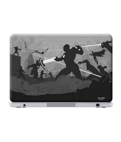 "War is here - Skin for Generic 15.6"" Laptops (34.8 cm X 24.1 cm) - Posterboy"