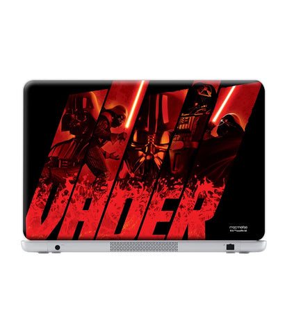 "Vader Fury - Skin for 14"" Laptops (30.3 cm X 23.6 cm)"