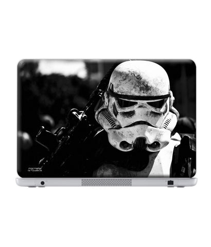 "Trooper Arrives - Skin for 15.6"" Laptops (34.8 cm X 24.1 cm) - Posterboy"