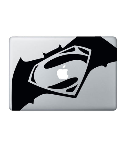 "Dawn of Justice - Decal for Macbook 15"" Retina - Posterboy"