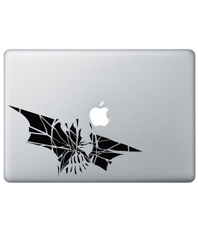 "Bat Bane Minimal - Decal for Macbook 15"" - Posterboy"