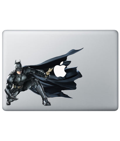 "Batarang Stance - Decal for Macbook 13"" Retina - Posterboy"