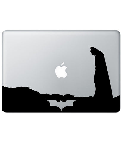 "Batman Begins - Decal for Macbook 13"" - Posterboy"
