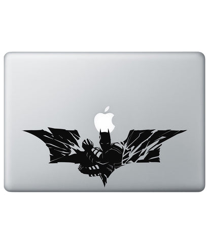 "Batman Distortion - Decal for Macbook 15"" - Posterboy"