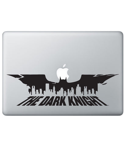Gothams Knight - Decal for Macbook 15""