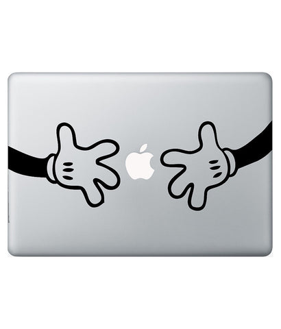 Hold Me M - Decal for Macbook 15""