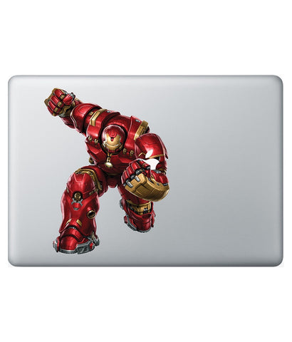 "HulkBuster - Decal for Macbook 15"" Retina - Posterboy"