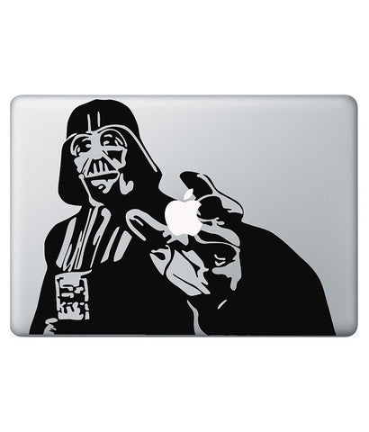 "The Darth Vader - Decal for Macbook 15"" Retina - Posterboy"