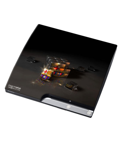 Rubiks FCB - Skin for Sony PS3 - Posterboy
