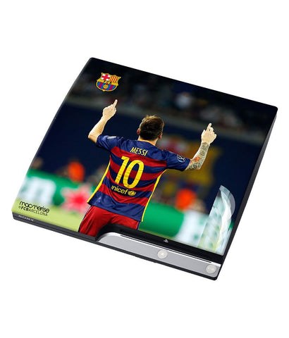 Strike Messi - Skin for Sony PS3 - Posterboy