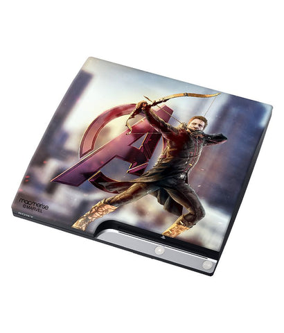 Super Hawk - Skin for Sony PS3 - Posterboy
