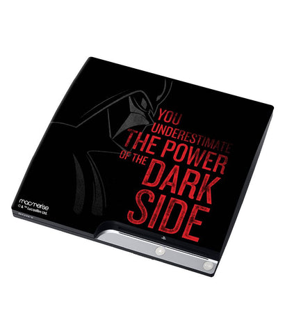 The Dark Side - Skin for Sony PS3 - Posterboy