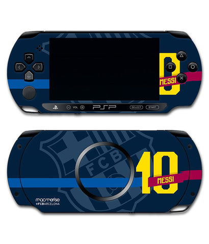 Classic Messi - Skin for Sony PSP