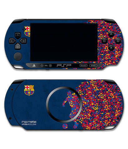 FCB Asymmetrical Art - Skin for Sony PSP - Posterboy