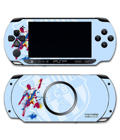 FCB Glory - Skin for Sony PSP - Posterboy