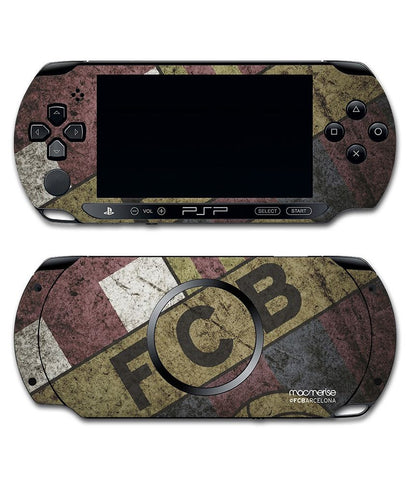 FCB Grunge - Skin for Sony PSP - Posterboy