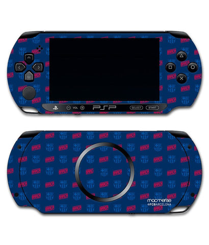 FCB Pattern - Skin for Sony PSP - Posterboy