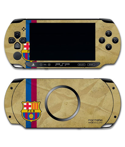 FCB Rustic - Skin for Sony PSP - Posterboy