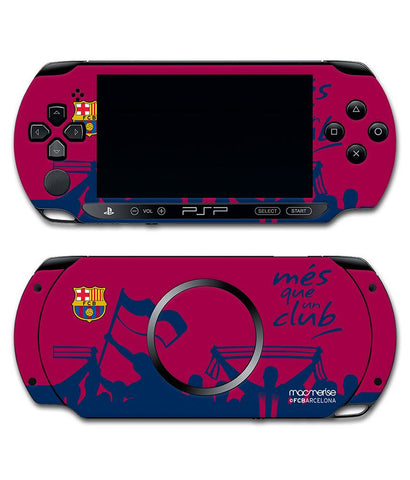 FCB Slogan - Skin for Sony PSP - Posterboy