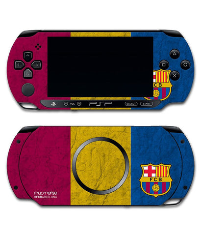 FCB Tricolour - Skin for Sony PSP - Posterboy
