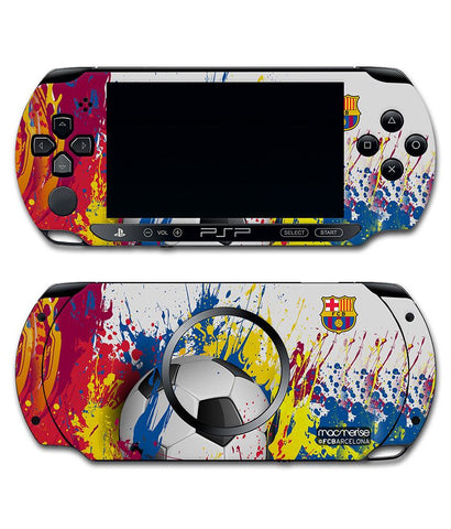 FCB Victory Splash - Skin for Sony PSP - Posterboy