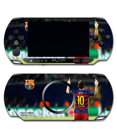 Strike Messi - Skin for Sony PSP - Posterboy