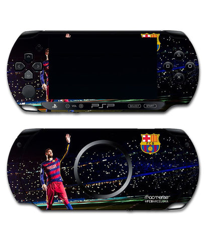 Strike Pique - Skin for Sony PSP - Posterboy