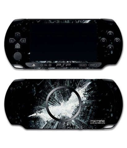 God of Gotham - Skin for Sony PSP - Posterboy