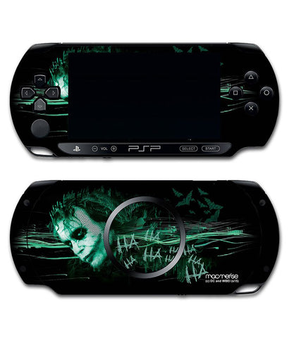 Joker Envy - Skin for Sony PSP - Posterboy