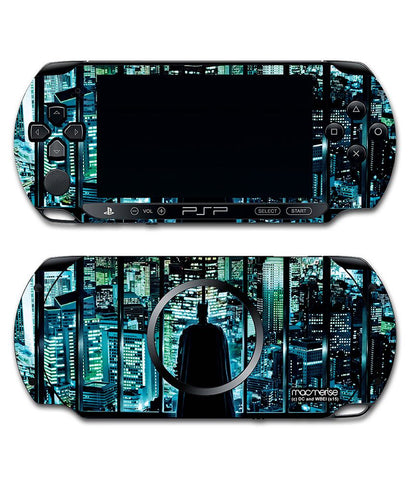 Watch my City - Skin for Sony PSP - Posterboy