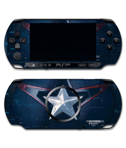 Suit up Captain - Skin for Sony PSP - Posterboy