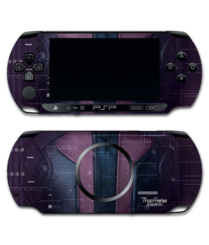 Suit up Hawk - Skin for Sony PSP - Posterboy