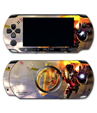 Super Genius - Skin for Sony PSP - Posterboy